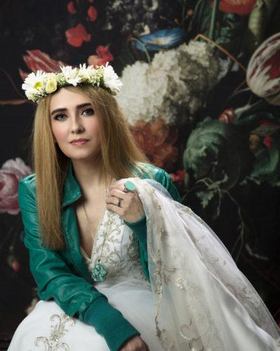 Bridal Fashion Portrait